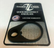 TIMBER CREEK OUTDOORS - QUICK DETACH PLATE - BLACK - MADE IN USA