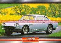 FERRARI 330 GT 1963 : Fiche Auto Collection