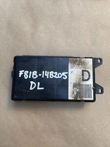 FORD SUPER DUTY F250 F350 MULTIFUNCTION GEM MODULE 99-01 F81B-14B205-DL