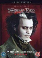 Sweeney Todd DVD Nuovo DVD (1000086801)