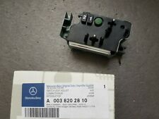 Genuine Mercedes W126 C126 Seat Adjustment Switch with memory Rh A0038202810
