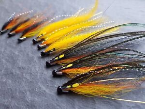 River Dee Collection Salmon Tube Flies FREE STINGER HOOKS