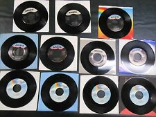 80's Records 45 RPM TIFFANY/GIBSON/DAYNE lot of 18 Different Records