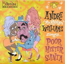 "ANDRE WILLIAMS Poor Mr. Santa 7"" dirtbombs A-Bones jon spencer Ike Tina Turner"