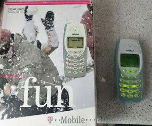 Nokia 3410 - never used Original box Retro Vintage Pristine - EE/T-Mobile