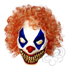Halloween Latex Evil Clown Sinister Pennywise Horror Costume Props Party Masks