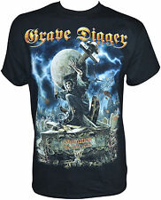 Grave Digger Exhumation the Early Years T-SHIRT S/Small 163183
