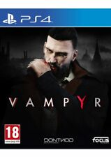 Vampyr (PS4) Brand New & Sealed UK PAL Free UK Postage