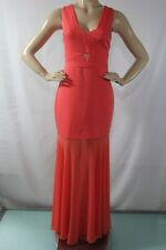 $368 NEW Women's BCBG MAX AZRIA Joy Cutout Gown SZ 10 Ambrosia