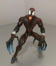 """Muy raras Spider Carnage Hombre Araña Venom Marvel Legends 5"""" FIGURE 1997"""
