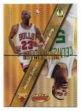 1997-98 BOWMANS BEST MIRROR IMAGE **REFRACTOR** MICHAEL JORDAN - CARD# MI 1