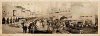 1903 Coney Island Luna Park New York Vintage Panoramic Photograph No. 2