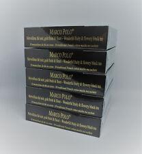 Mariage Freres - MARCO POLO - 5 boxes x 30 tea bags (1 box FREE)