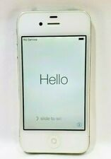 Apple iPhone 4s A1387 - 16GB - White AT&T GSM Unlocked
