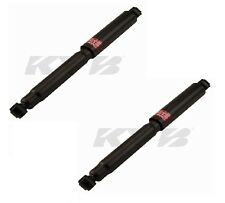 NEW Set of 2 Rear Shock Absorber KYB Excel-G 344429 Fits Nissan Frontier Murano