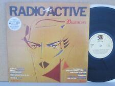 RADIOACTIVE- The Best of Synth Pop Rock Disco 1980 LP (XTC/OMD/Black Sabbath) NM