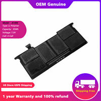 Genuine Battery for MacBook Air 11inch A1370 mid-2011 A1465 mid-2013 A1406 A1495