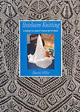 Very Good, Heirloom Knitting, Miller, Sharon, Book
