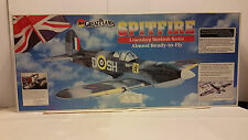 ARF Spitfire 40 Kit RC Airplane By Great Planes - ARF Warbird Series