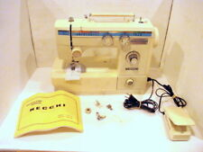 NECCHI-Sewing-Machine-535FA Zig-Zag Portable w/acc.