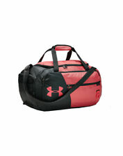 UNDER ARMOUR UA DENIABLE 4.0 SMALL DUFFEL BAG UNISEX PINK BRAND NEW