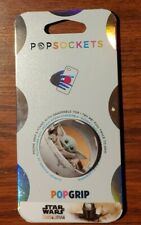 Authentic PopSockets Star Wars Mandalorian Baby Yoda Cup Pop New