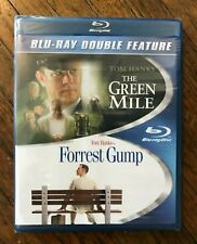 The Green Mile/Forrest Gump (Blu-Ray) Tom Hanks Double Feature *Brand New*
