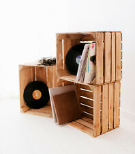 Wooden Apple Boxes In Home Storage Boxes For Sale Ebay