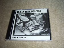 FREE US SHIP.  NEW CD Bad Religion: 80-85, Blue Plate Music.