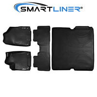 Waterproof Full Set - Black All Weather TuxMat Custom Car Floor Mats for Acura TL AWD 2009-2014 Models/- Laser Measured The Ultimate Winter Mats Also Look Great in the Summer./The Best/Acura TL Accessory. Largest Coverage