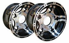 Quad Bike ATV Alloy Wheel Rims 12x7 4x145 12 Inch *PAIR* CLEARANCE!