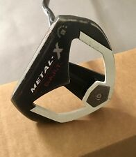 "Odyssey Metal-X DART 350g 35"" Putter Steel Golf Club"
