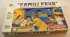 Vtg 1982 Family Feud 5th Edition Board Game by Milton Bradley, # 4723, TV Show