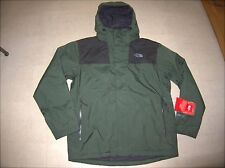 The North Face Mens Mountain Light Insulated Jacket Green Gray  Sz M - NWT $299