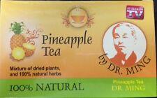 Pineapple Tea Dr. Ming 30 bags/ Te de Pina.