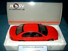 RARE LTD ED 1999 HOLDEN HSV CLUBSPORT VT-2 GTS 300 KW AUTOART 1/18