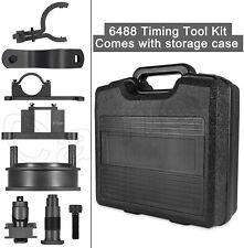 6488 Timing Chain Crankshaft Cam Service Tool Kit For Mercury Ford 4.0L SOHC V6