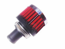 Car Engine Mesh oil catch sump breather Filter Sports Cone 20m Adaptor universal