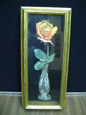 Vintage Eleanore Jacobs Original Vue d'Optique- RARE The ROSE BEAUTIFUL DETAILS