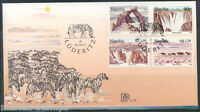 NAMIBIA SITES  FIRST DAY COVER