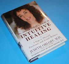 Dr. Judith Orloff's Guide to Intuitive Healing SIGNED by Judith Orloff 2000 HC