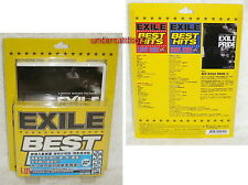 Exile BEST HITS LOVE SIDE / SOUL SIDE Taiwan Ltd 2-CD+3-DVD (EXILE PRIDE 2)
