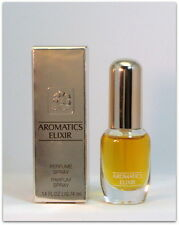 AROMATICS ELIXIR CLINIQUE Perfume spray 4ml. 0.14 fl.oz. Silver Edition
