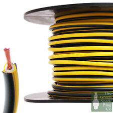 Per Meter 7mm HT Ignition Lead Cable - Wire Core Racing YBS - Bumble Bee Lead