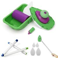 Paint Pad Pro  Painting Tool Paint Roller and Tray Set Painting Brush Point LJ