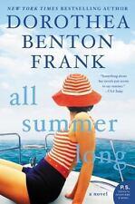 All Summer Long: A Novel, Frank, Dorothea Benton, 0062390767, Book, Good