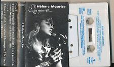 HELENE MAURICE K7 AUDIO FRANCE SALVADOR GAINSBOURG