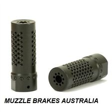 MUZZLE BRAKE COMPENSATOR CS3 TACTICAL 1/2''X20 MULTI PORTED  LITHGOW 101 22MAG