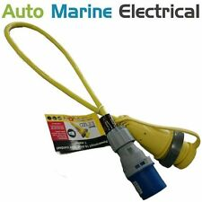 Marinco Compatible International Marine Shore Power 16A Lead (1 metres)