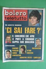 BOLERO 1159/1969 ALAIN DELON STEVE MC QUEEN RINGO STARR BOBBY SOLO NINO MANFREDI